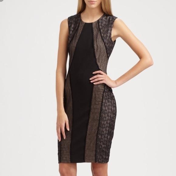 16e2bdd2e1a3c bcbg black lace dress – Little Black Dress | Black Lace Bridesmaid ...
